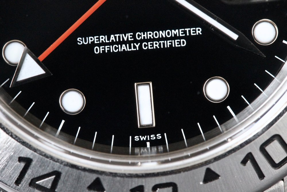 Is this a rare dial?