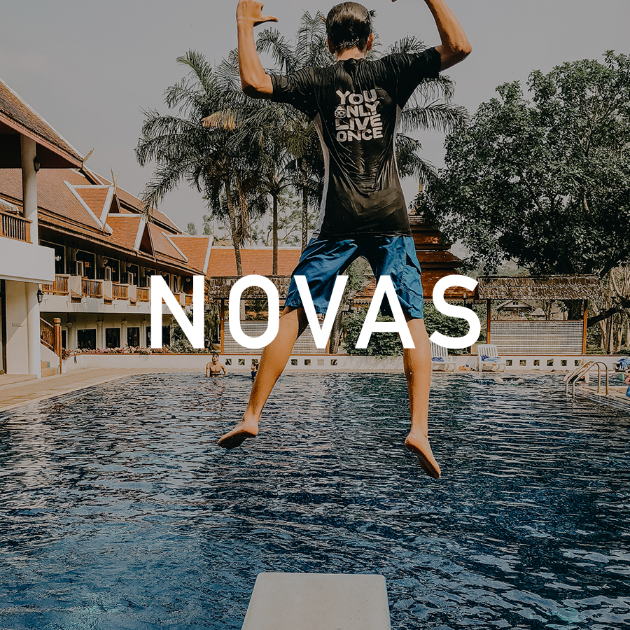 Novas is short for novaturient, which a word to describe the desire for powerful change in your life, behavior, or a certain situation