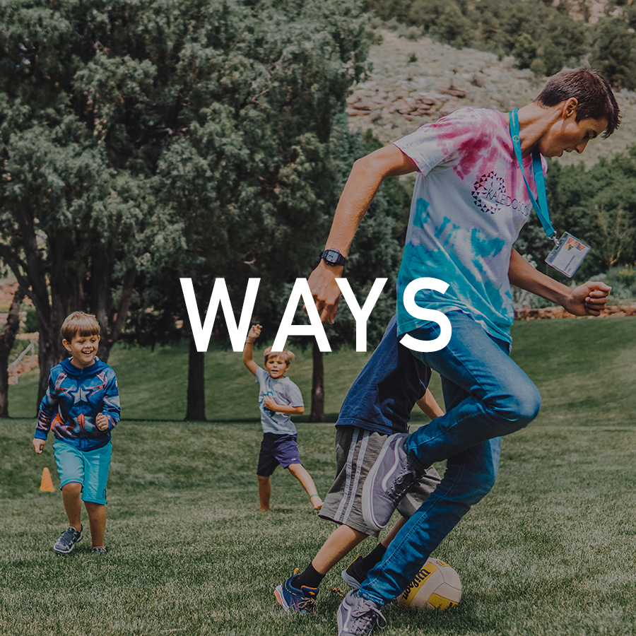 Ways is short for  wayfarer , which is a person who travels, especially on foot.