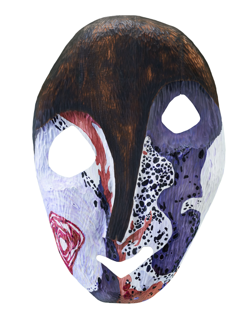 Cancer Mask frontview