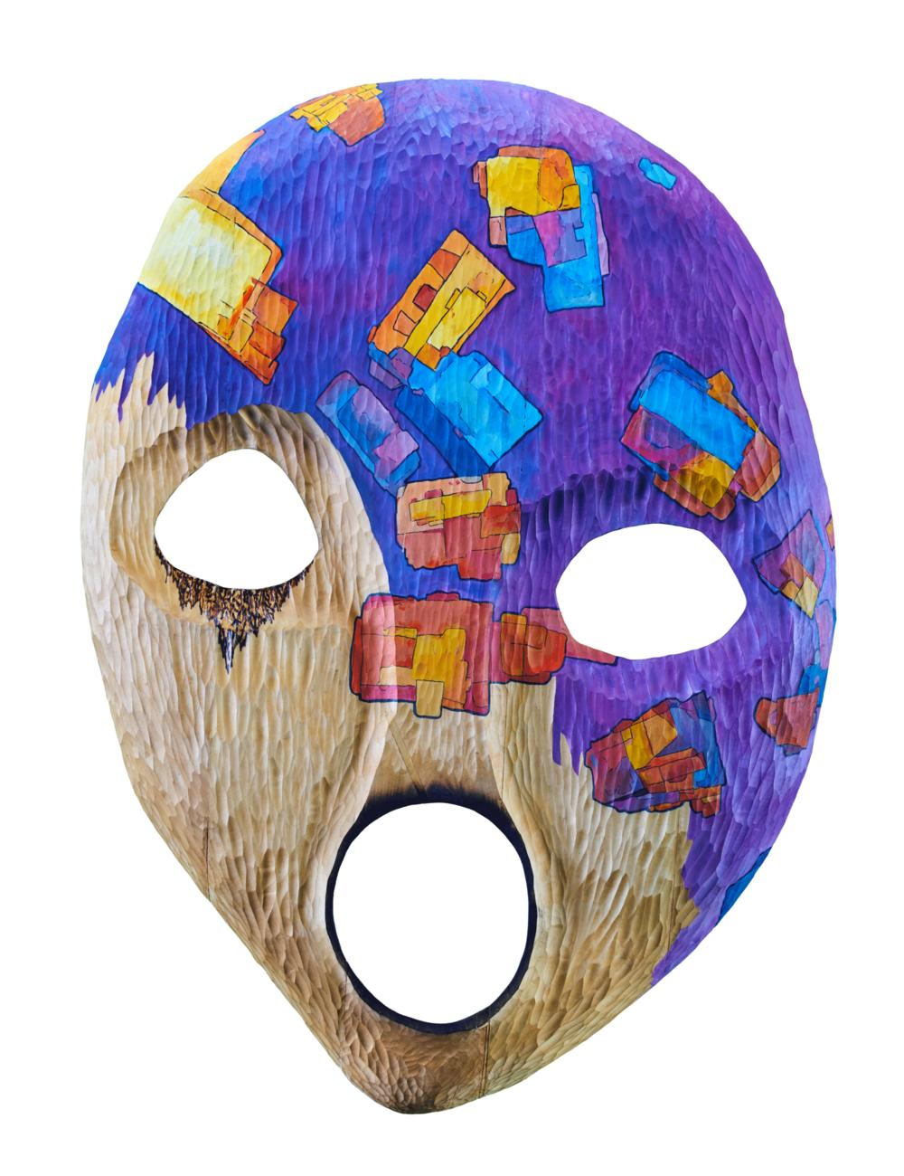 Arthritis Mask frontview