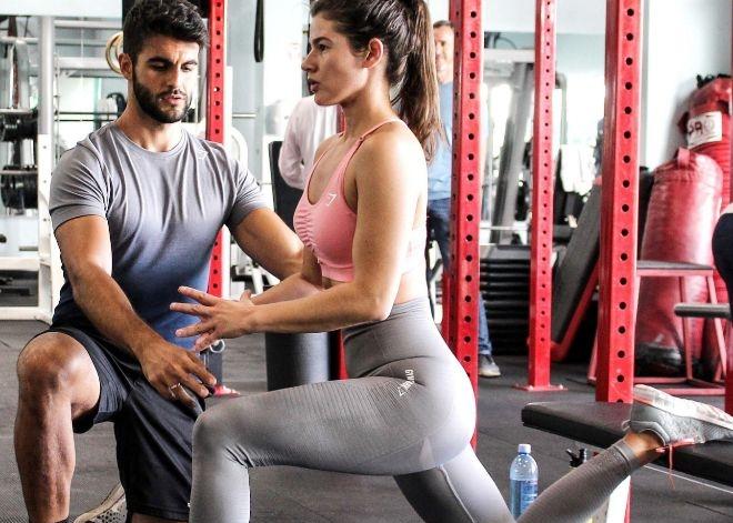 El MUNDO - Artículo sobre mi libro y consejos para entrenar las piernas y glúteos