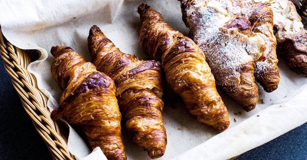 Events Coworking The Dining Hall - Pastries Croissant.jpg