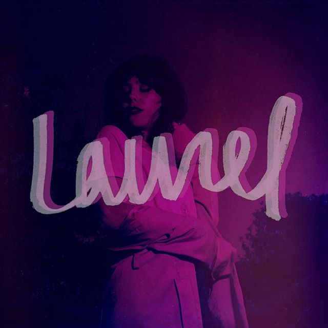 The entire Laurel EP is available to listen to on YouTube right now for free (Link in bio). It will be on all platforms Friday. The amount of talent coming from @lauralevenhagen_ and @ericflynn_stagram was amazing. It was a pleasure writing this with them. She's got a pretty amazing voice. Give it a listen. Thank you so much @elysianmasters , @strangers_in_a_fire for shooting the cover and @aaronblomberg for making that logo.