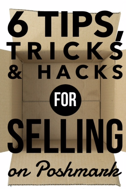 6 Tips, Tricks, & Hacks for Selling on Poshmark — KATIE CURATES