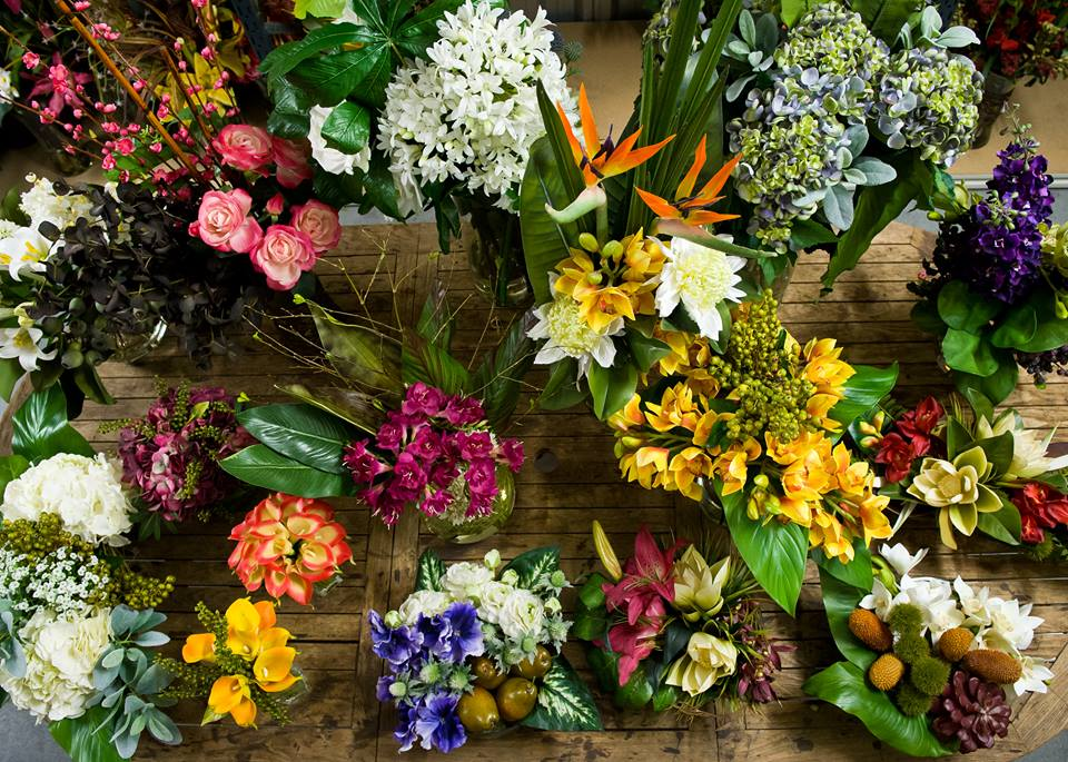 Silk flower rentals all this at a fraction of the price of fresh flowers fully serviced mightylinksfo