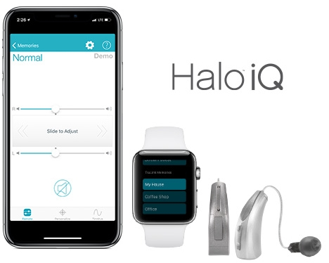 Halo iQ for iPhone & Android