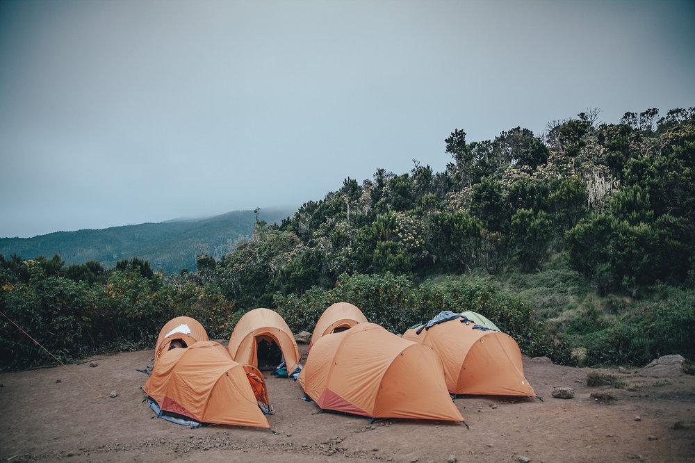 kili tents