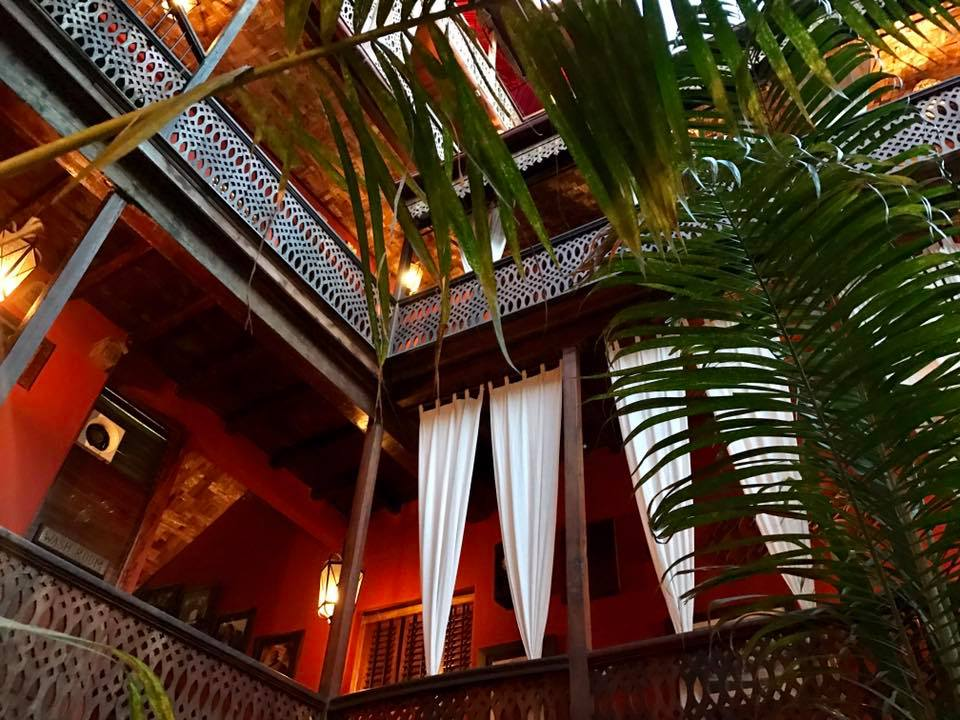 Jafferji House   Jafferji House is an elegant boutique hotel, located in the heart of Zanzibar's historical Stone Town. The architecture, design and decor at Jafferji House are mesmerizing and it truly feels like stepping back in time.