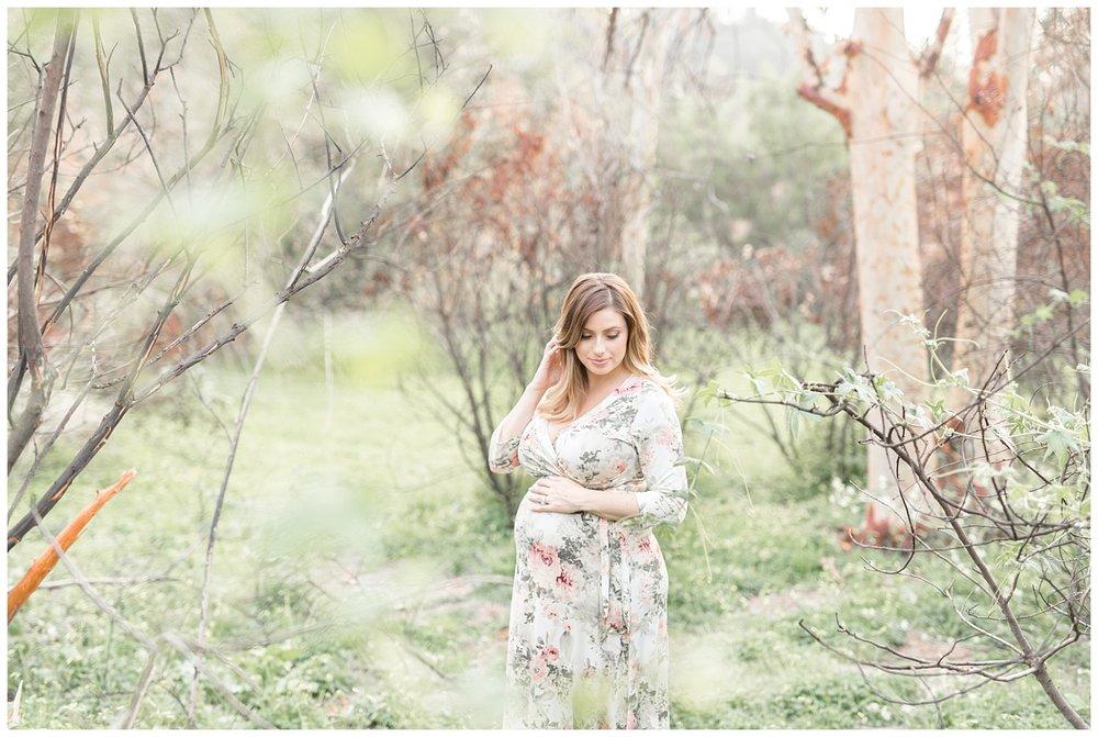 Brittany - orange county maternity session - santiago oak park-0045.jpg