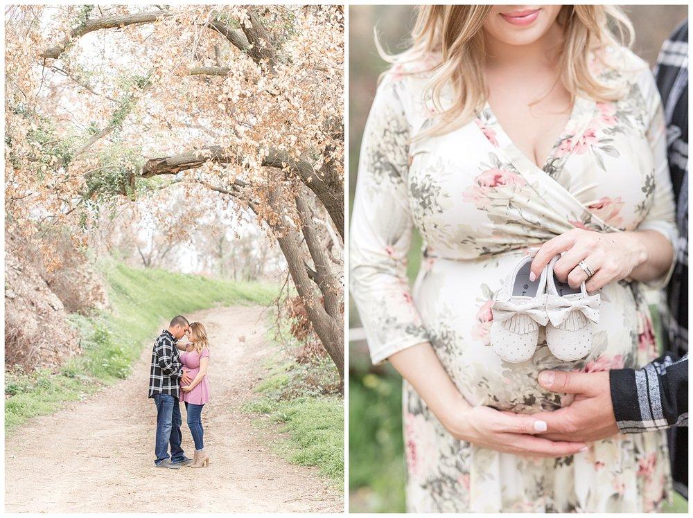Brittany - orange county maternity session - santiago oak park-0012.jpg