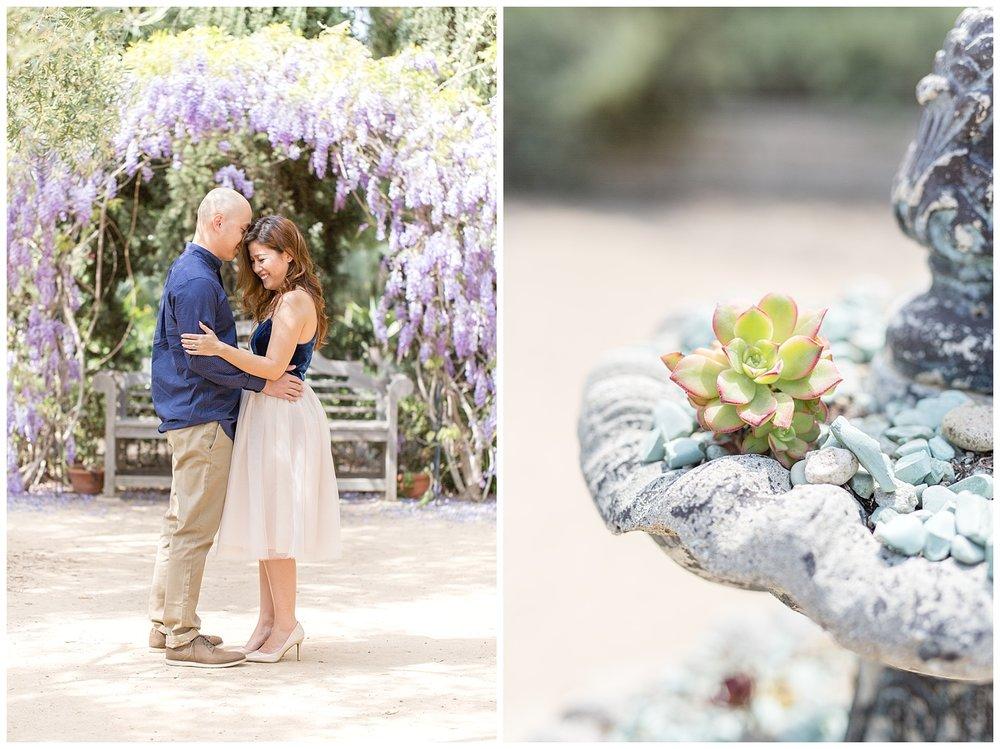 Brig + Kevin - pasadena engagement - arlington gardens in spring-0011.jpg