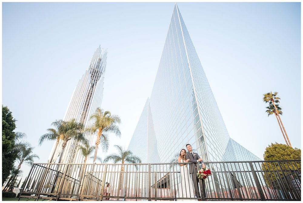 Carmen + Henry - Christ Chrystal Cathedral - orange county wedding - first look and couples portraits-0088.jpg