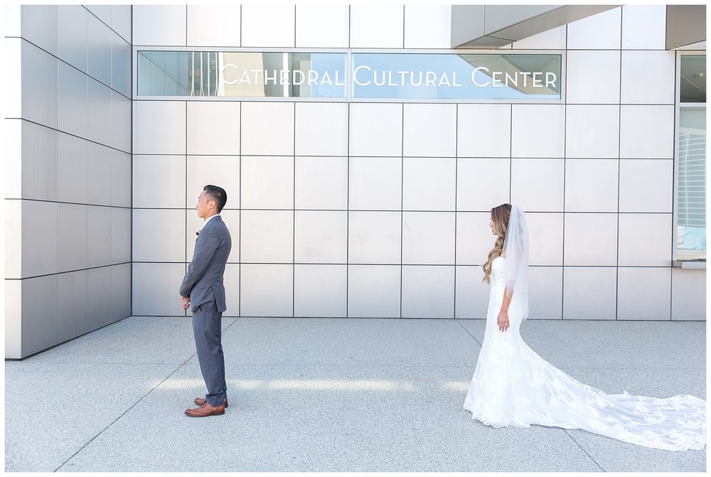 Carmen + Henry - Christ Chrystal Cathedral - orange county wedding - first look and couples portraits-0007.jpg