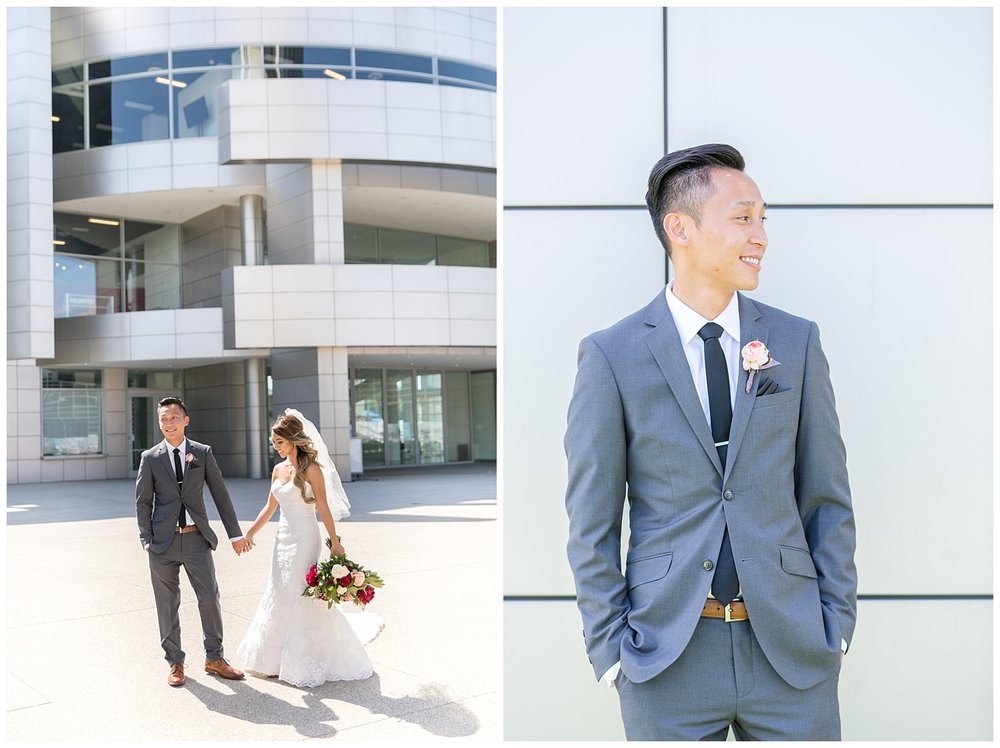 Carmen + Henry - Christ Chrystal Cathedral - orange county wedding - first look and couples portraits-0037.jpg