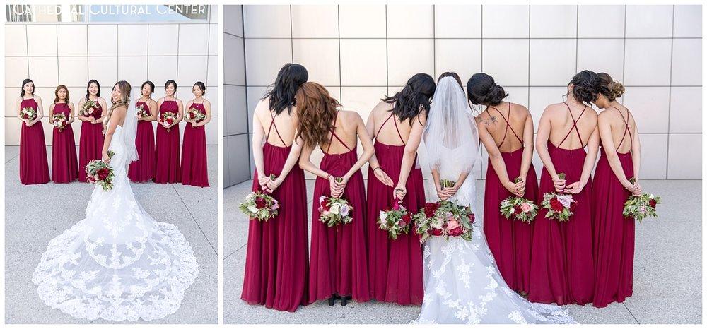 Carmen + Henry - Christ Chrystal Cathedral - orange county wedding - bridal party-0039.jpg