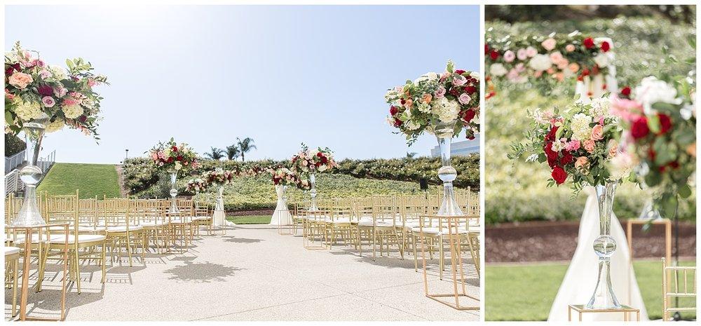 Carmen + Henry - Christ Chrystal Cathedral - orange county wedding - ceremony-0003.jpg
