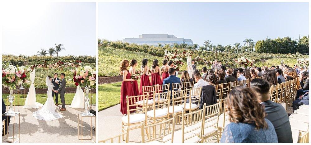 Carmen + Henry - Christ Chrystal Cathedral - orange county wedding - ceremony-0097.jpg