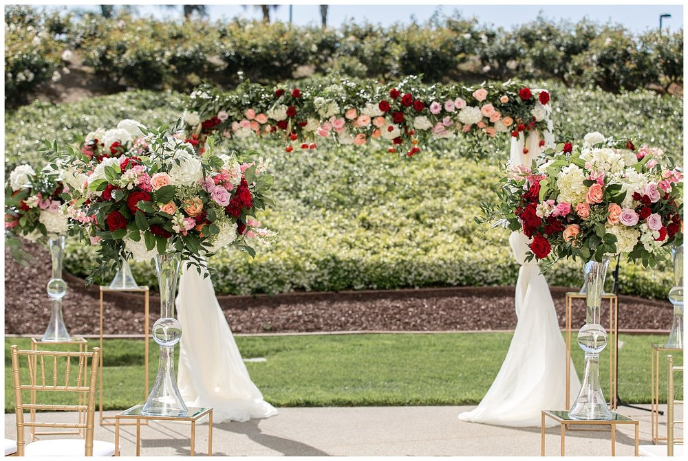 Carmen + Henry - Christ Chrystal Cathedral - orange county wedding - ceremony-0001.jpg