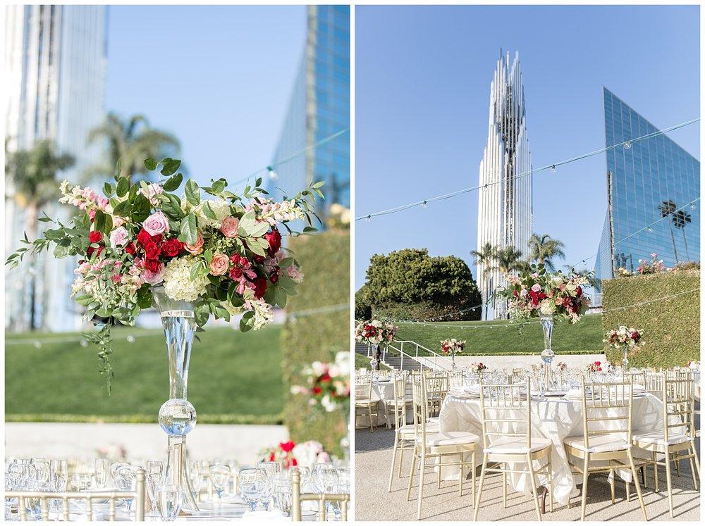 Carmen + Henry - Christ Chrystal Cathedral - orange county wedding - reception details-0036.jpg