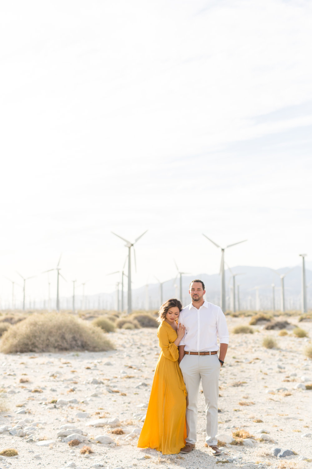 victoria + daniel - palm springs anniversary - engagement - inspiration-0032.jpg