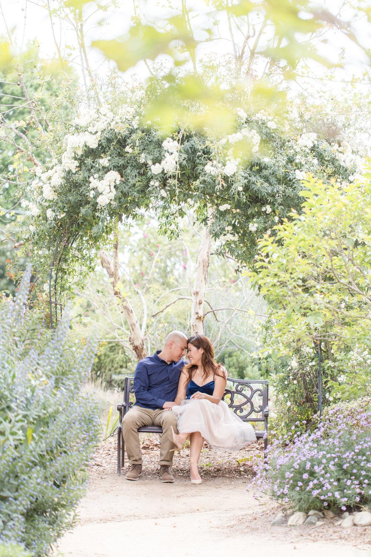 Brig + Kevin - pasadena engagement - arlington gardens in spring-0021.jpg