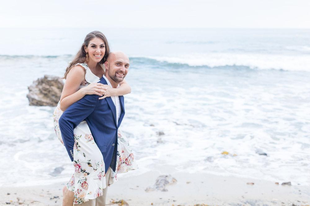 Megan + George - corona del mar beach - orange county - engagement session-0029.jpg