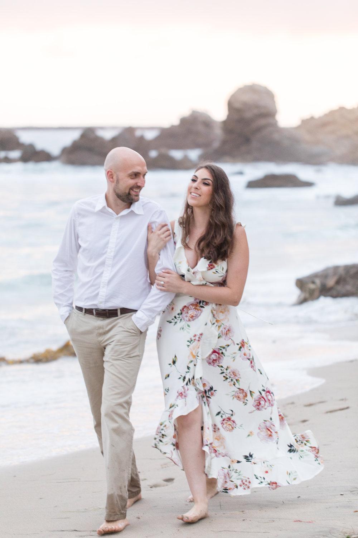 Megan + George - corona del mar beach - orange county - engagement session-0064.jpg