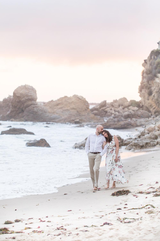 Megan + George - corona del mar beach - orange county - engagement session-0063.jpg