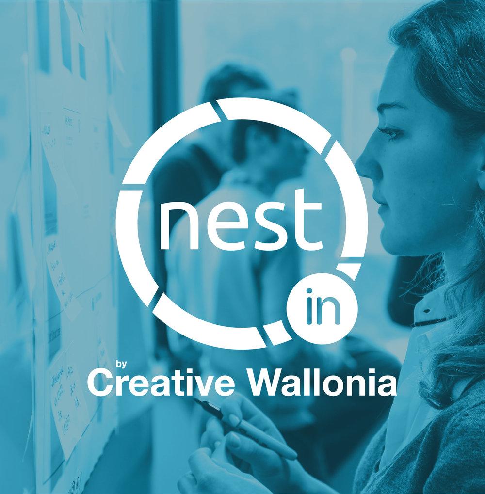 NEST'in  Pré-accélérateur de startups  6 jours pour comprendre votre client.