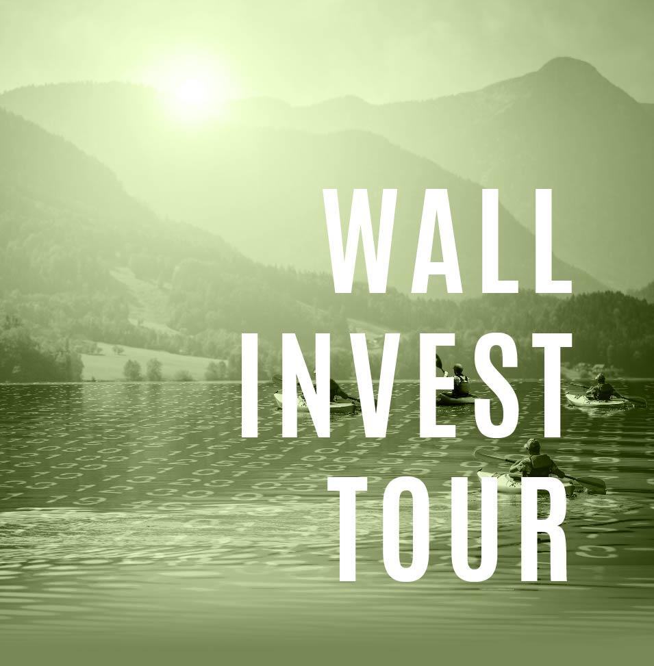 Wall Invest Tour   Partez à la découverte du financement de startups sur la scène internationale…