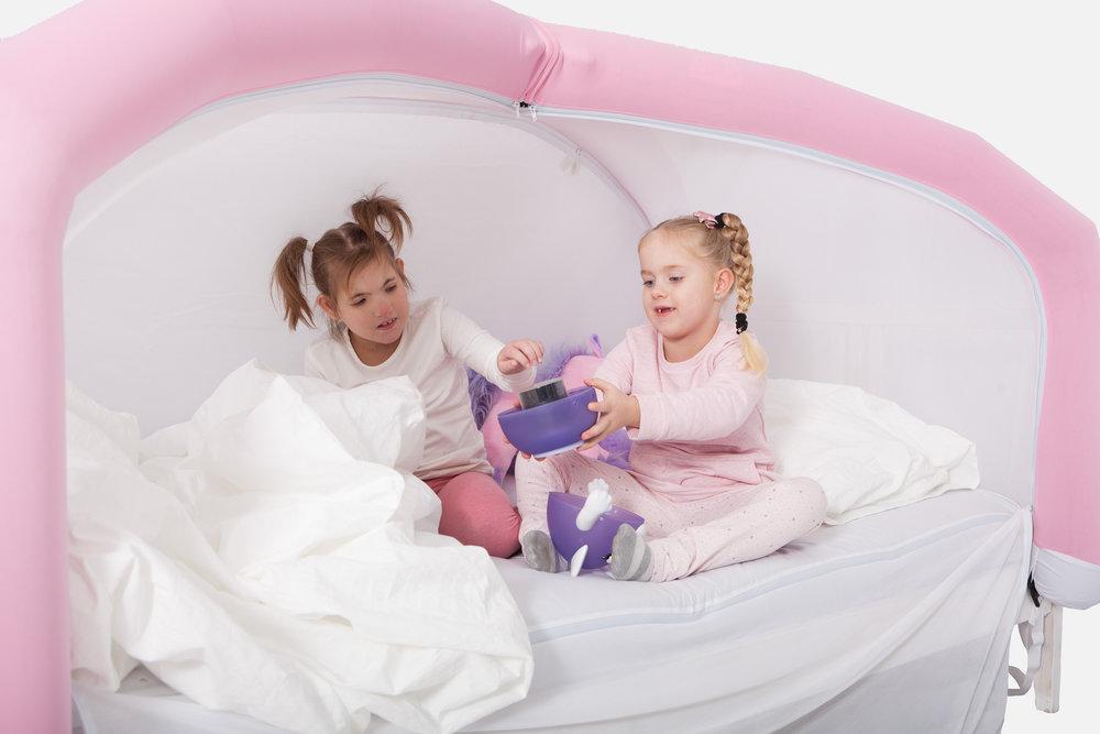 Een roze CloudCuddle voor meisjes .jpg