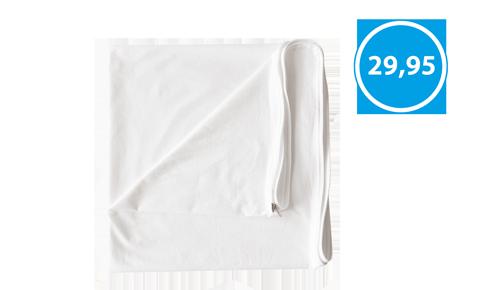 CloudCuddle extra cotton sheet