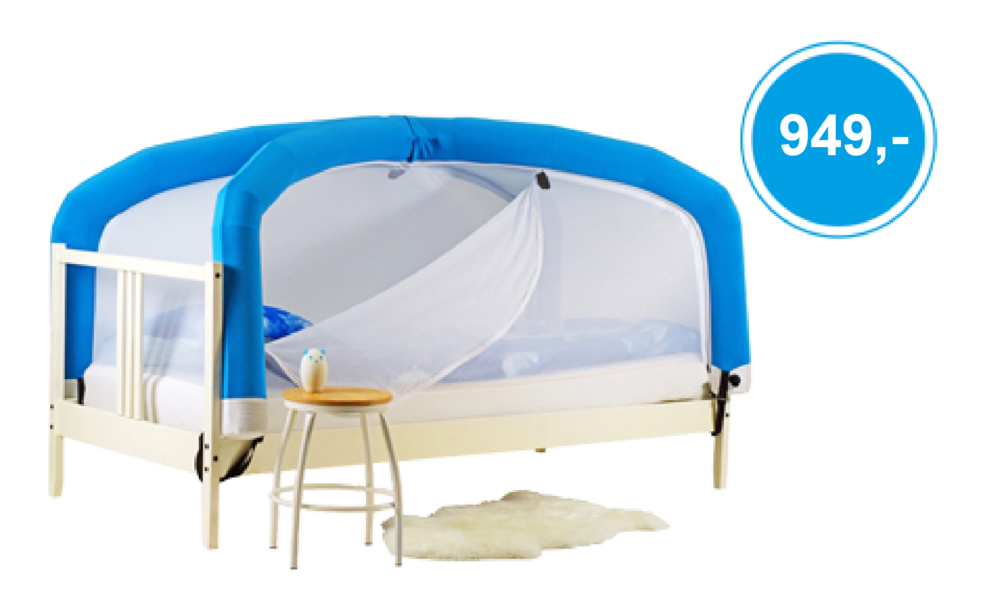 CloudCuddle Tente-lit