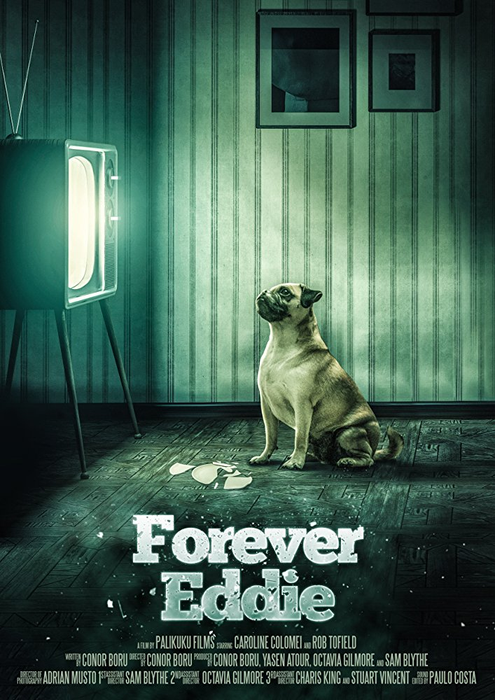 FOREVER EDDIE - Octavia worked as producer and assistant director on this recently wrapped Palikuku Short film.