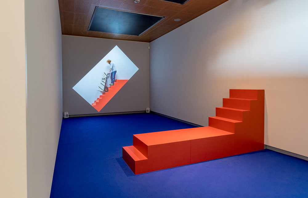 Installation view at Fries Museum, Leeuwarden | Photo by Ruben Van Vliet