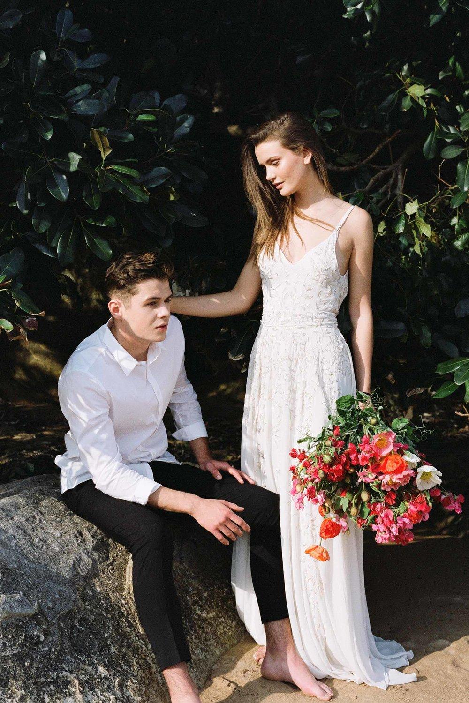 Evie + Aron
