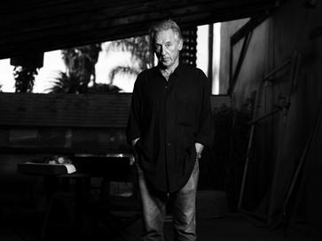 Ed Ruscha, shot by   Hedi Slimane, 2009