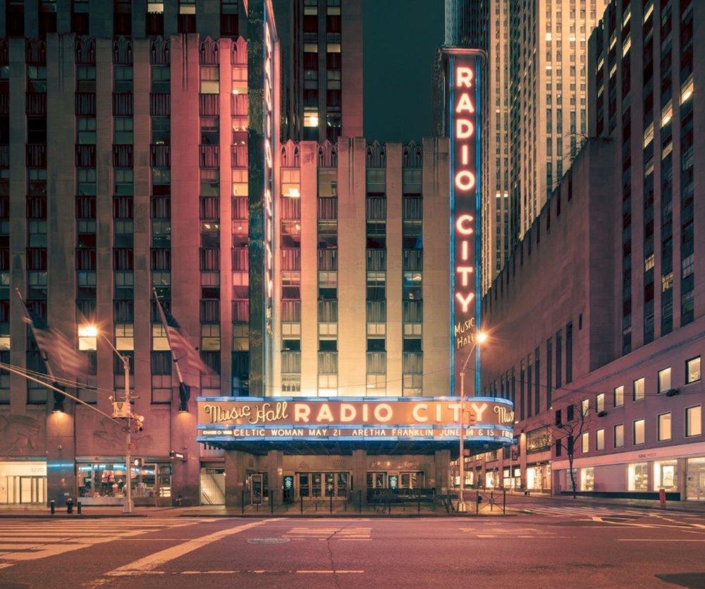 Radio City Music Hall - Franck Bohbot
