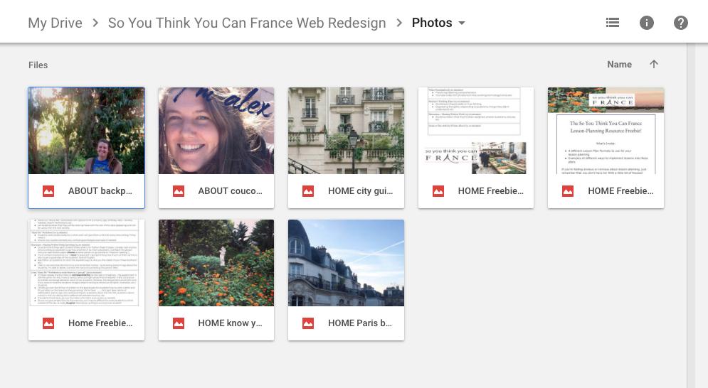 2. Photos into Folder.png
