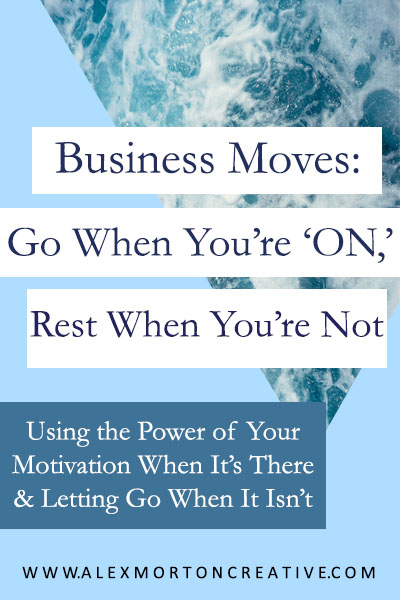 Business Moves - Alex Morton Creative