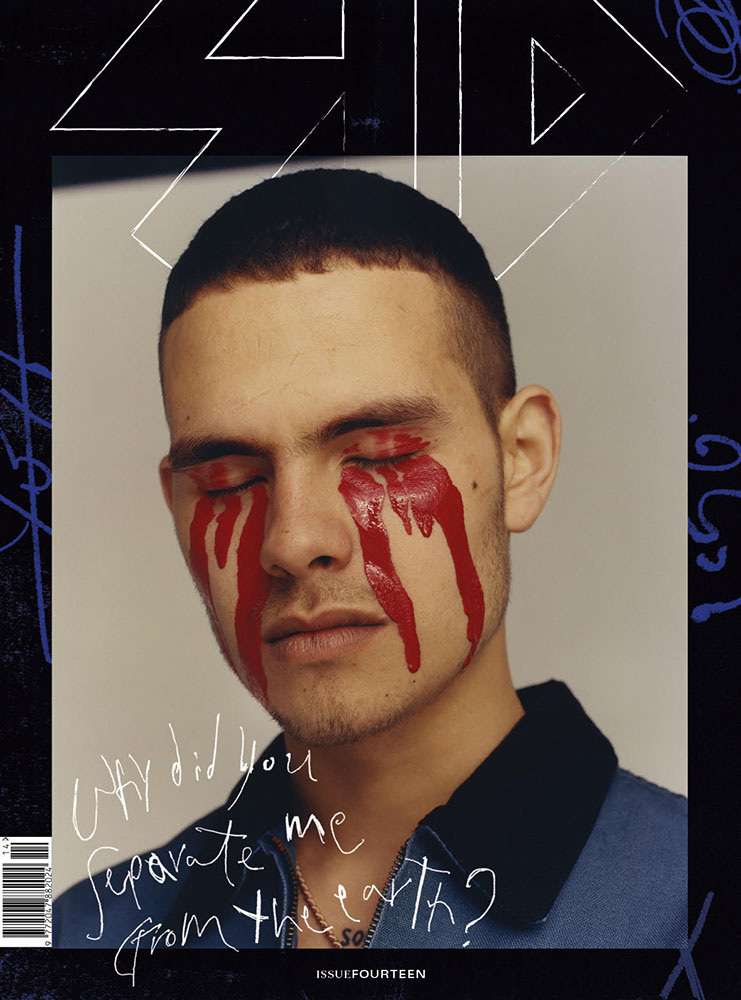 SID #14 - Slowthai in Carhartt
