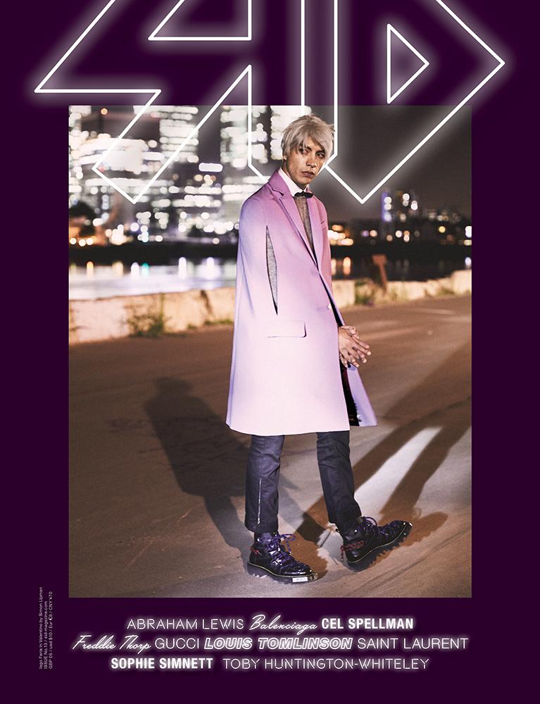 SID #12 - Iago Faria in Valentino