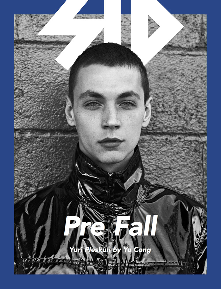 SID #7 Pre-Fall Edition - Yuri Pleskun in Richard Chai