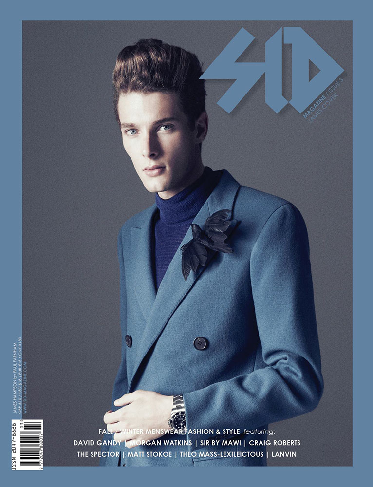 SID #3 - James Hampson in Lanvin
