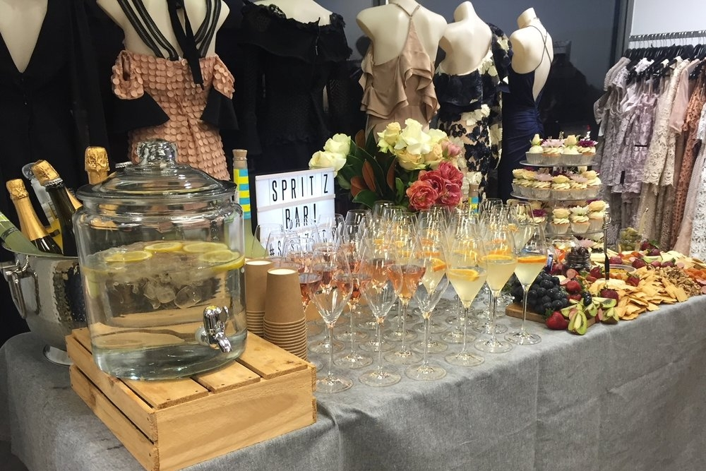 The Stylist's Guide Adelaide - corporate events