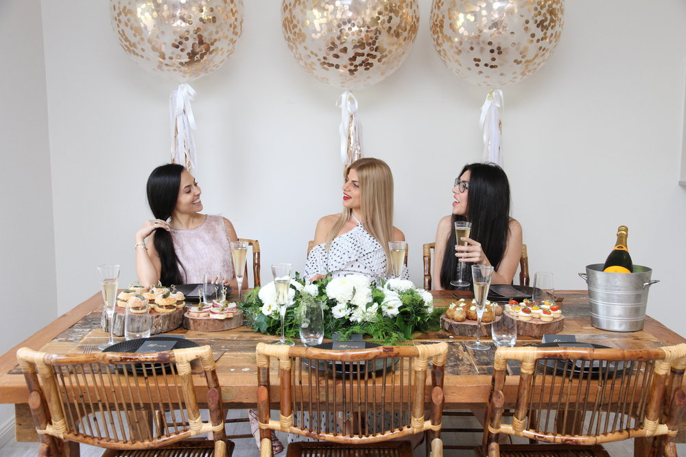 The Stylist's Guide Adelaide, Bridal Shower