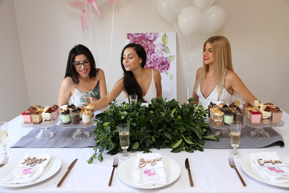 Bridal Shower - The Stylist's Guide Adelaide