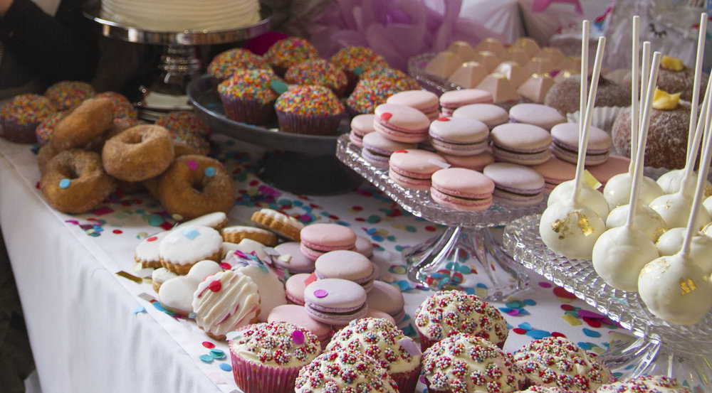 Kids Dessert Table Adelaide - The Stylist's Guide Adelaide