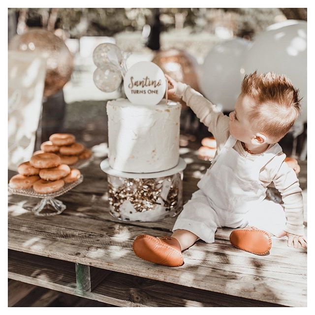 S A N T I N O ✨ aka 'Sonny' turns  O N E ✨ we teamed up with @thatcakelady + @laserlabco to create magic for the adorable little boys first birthday party ✨ Event Concept + Event Coordination + Event Styling + Event Set Up + Prop Hire via @thestylistsguide_adl ✨📷 @jessicamaryphotography / @sweetlittlestory . .  #eventdesign #eventstyling #caketopper #birthdaycake #firstbirthday #babyboy #outdoorparty  #birthdaycelebrations #birthdayparty #partytime #funtimes #happydays #kidsparty #thestylistsguideadl